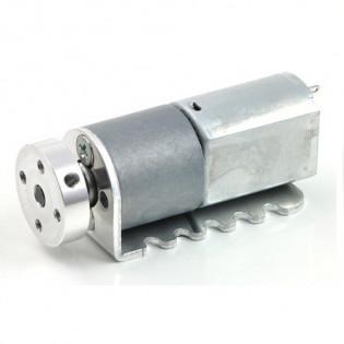 Buje universal en aluminio para eje de 4mm