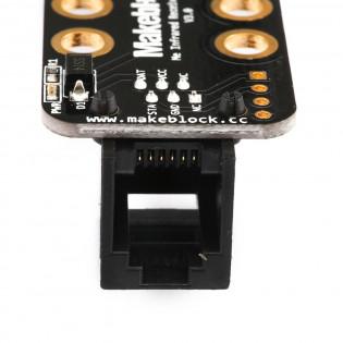 Receptor y codificador de señales infrarrojas - Makeblock