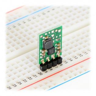 Regulador Step-Up de 5V/1.2A Vin desde 0.5V