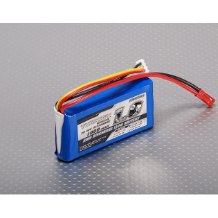 Batería LiPo 1000mAh 7.4V