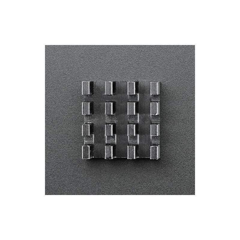 Disipador de aluminio para Raspberry Pi