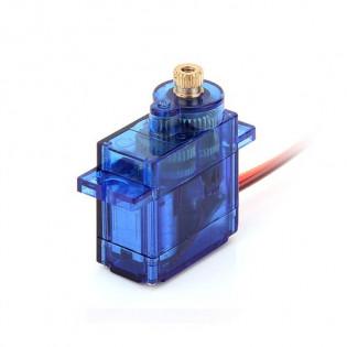 Servo Micro rotación completa - FEETECH FS90R/1.5 kg-cm/0.07sec-60°/130 RPM