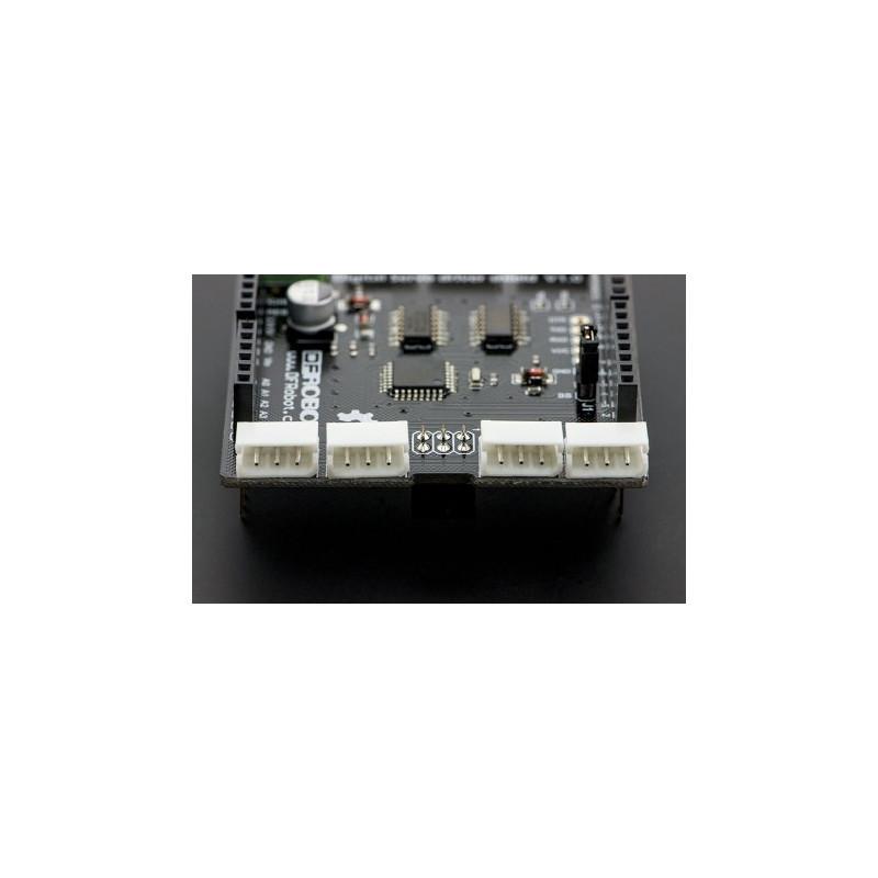 Shield - Driver de motor dual MC33926