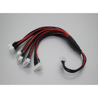 Cable Carga Paralela 6 x JST-XH 4S