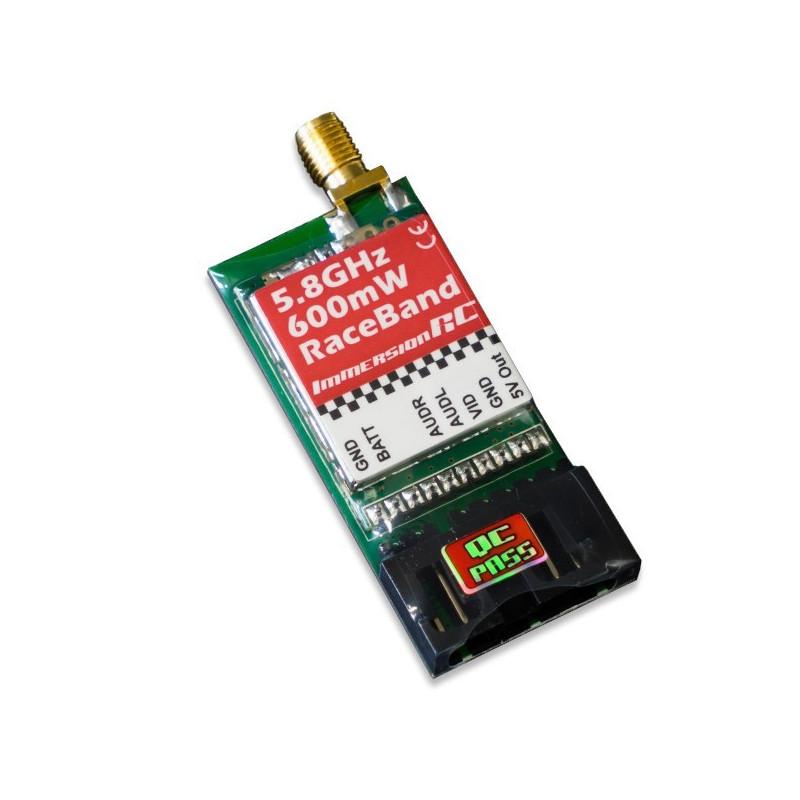Transmisor ImmersionRC A/V 5.8GHz 600mW