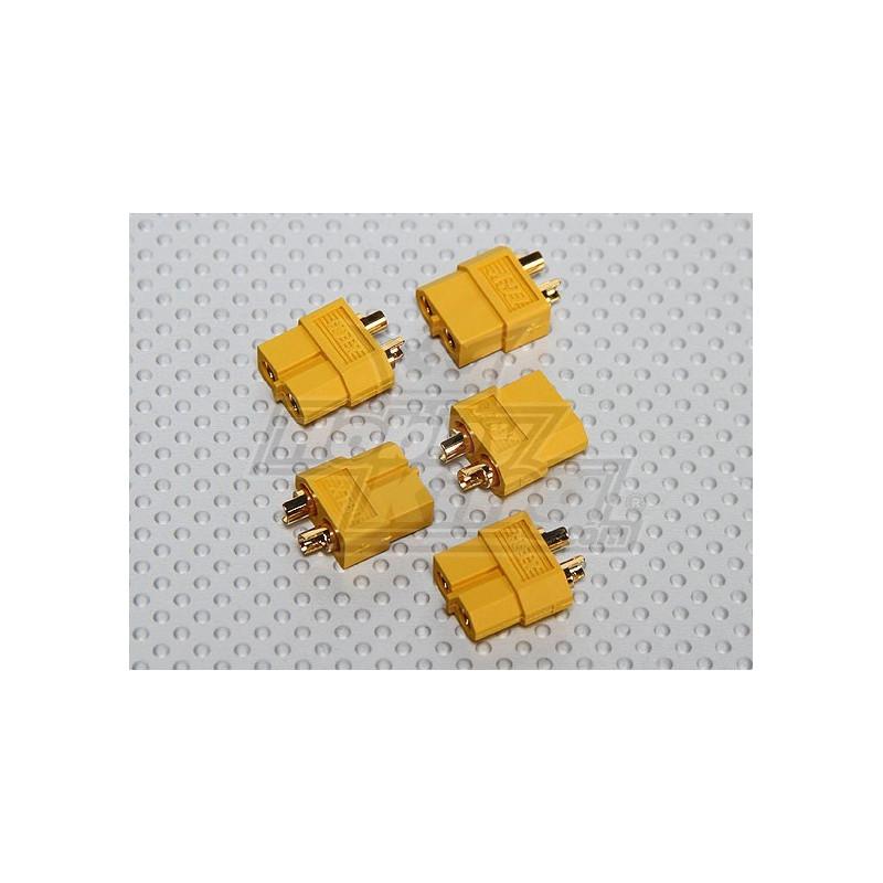 Conectores XT-60 Hembra