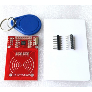 Kit RFID RC522 - Lector y Tags 13.56MHz