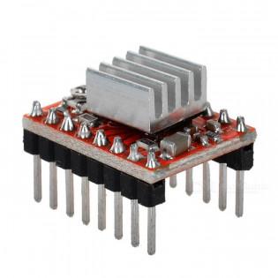 Módulo de control para motores paso a paso A4988