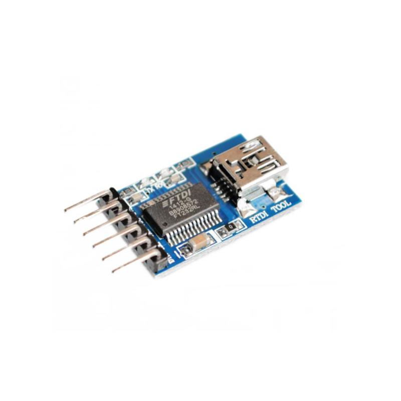 FT232RL Conversor USB a Serial TTL Genérico