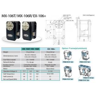 DYNAMIXEL MX-106 T/R