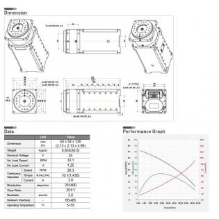 DYNAMIXEL PRO M54-60-S250-R