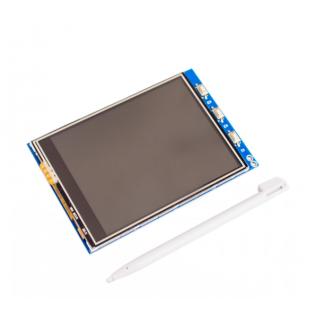 "Pantalla LCD Touch Screen 3.2"" Raspberry"