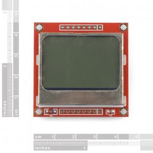 LCD gráfica Nokia 5110