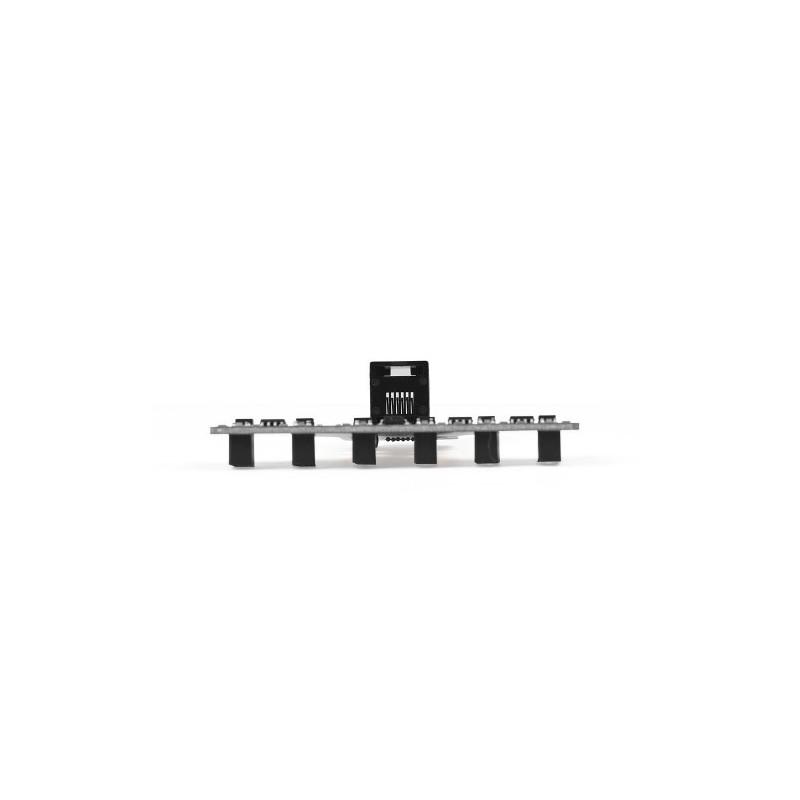 Sensor de línea arreglo de 6 - Me Makeblock