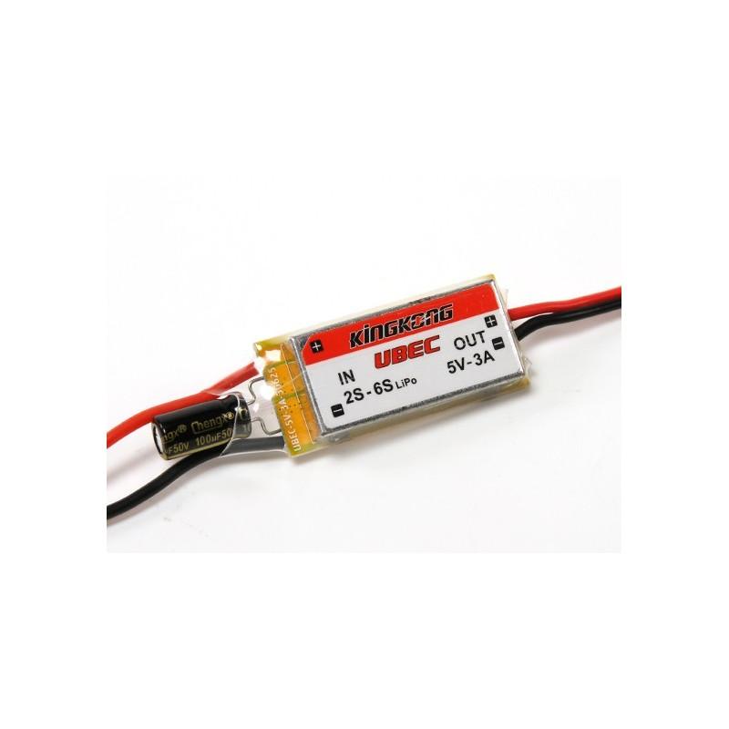 Regulador Switching BEC 5V - 3A