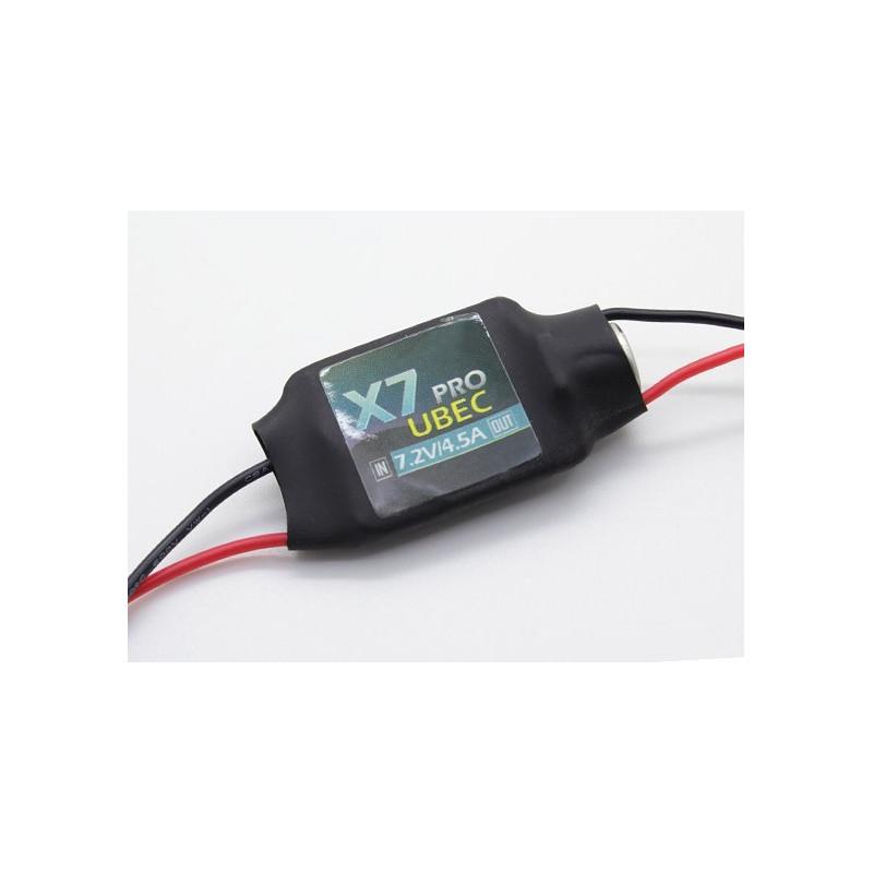 Regulador Switching BEC 7.2V - 4.5A