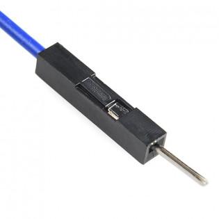 Conectores rápidos Macho - Macho 10cm x 10