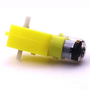 Motorreductor - 200RPM