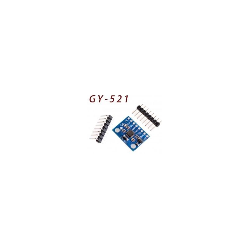 IMU 6 Grados de libertad - MPU-6050 GY-521