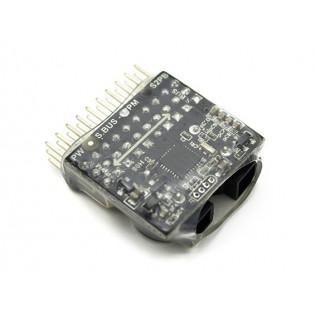 Módulo convertidor de señal de SBUS-PPM-PWM (S2PB) con alarma