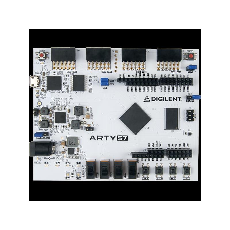 Arty S7-50: Spartan-7 FPGA