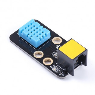 Me Temperature And Humidity Sensor - Sensor de Temperatura y Humedad
