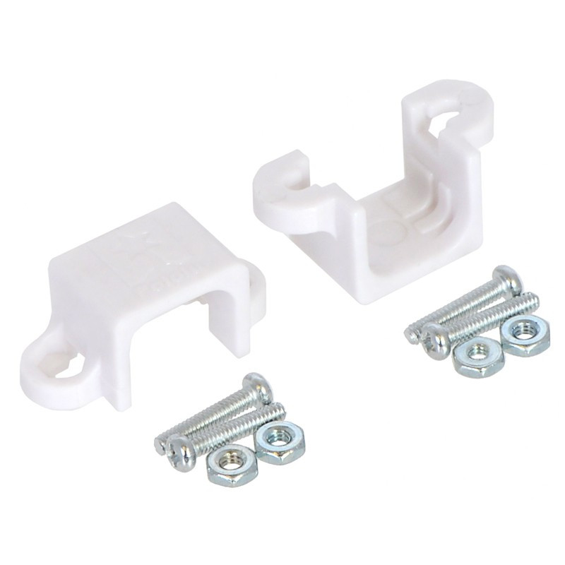 Soporte para micromotor plástico blanco