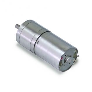 Motoreductor 34:1 25Dx50L/2.3 kg-cm/105 RPM tdr
