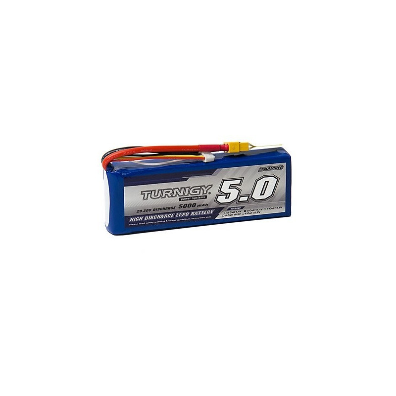 Batería LiPo 5000 mAh 11.1V