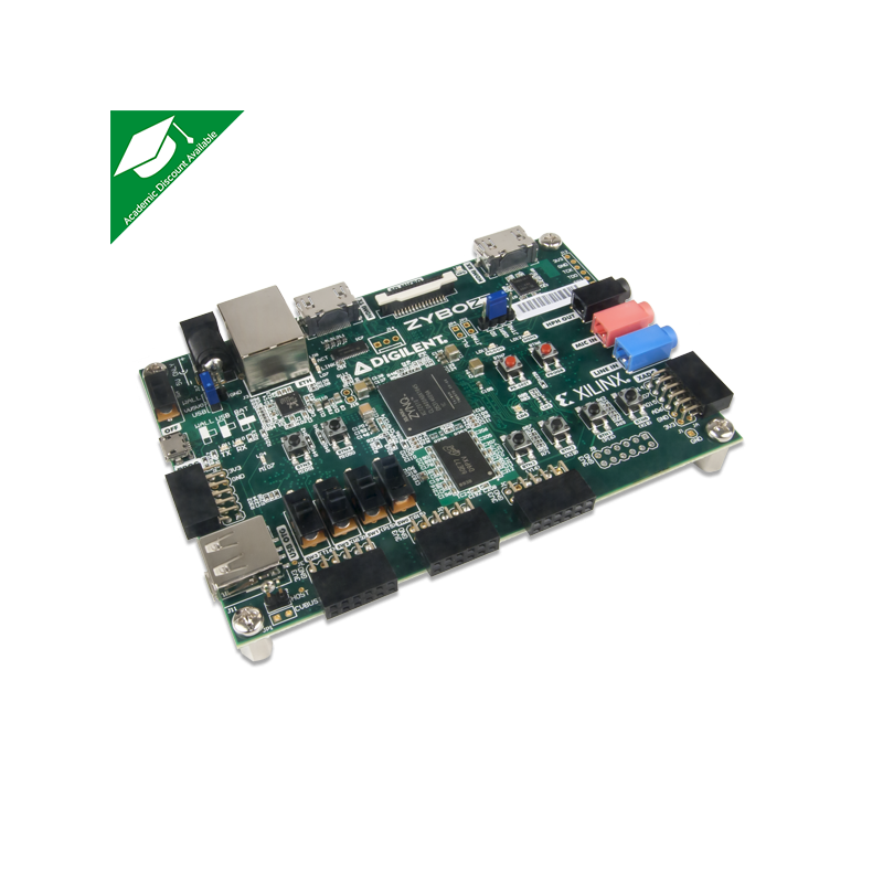 Zybo Z7: Zynq-7000 ARM/FPGA SoC Development Board