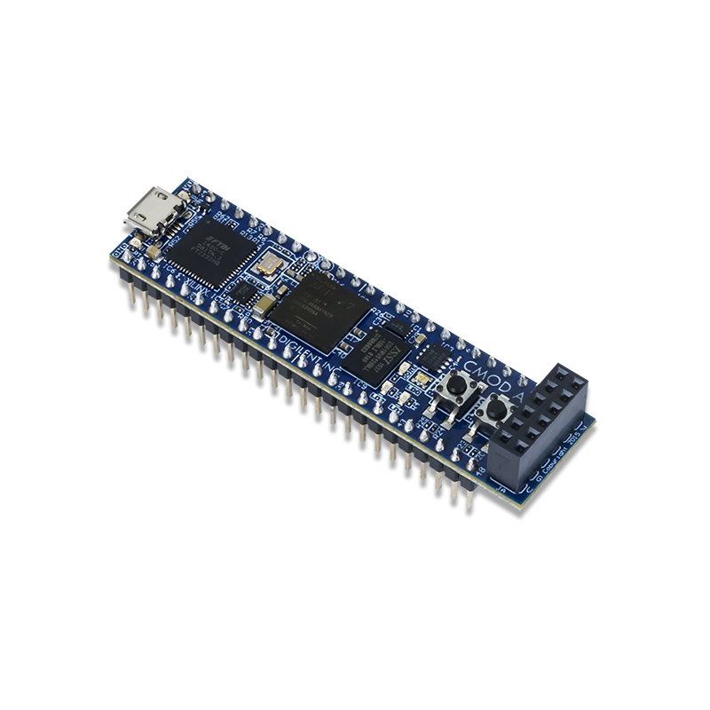 Cmod A7: Breadboardable Artix-7 FPGA Module