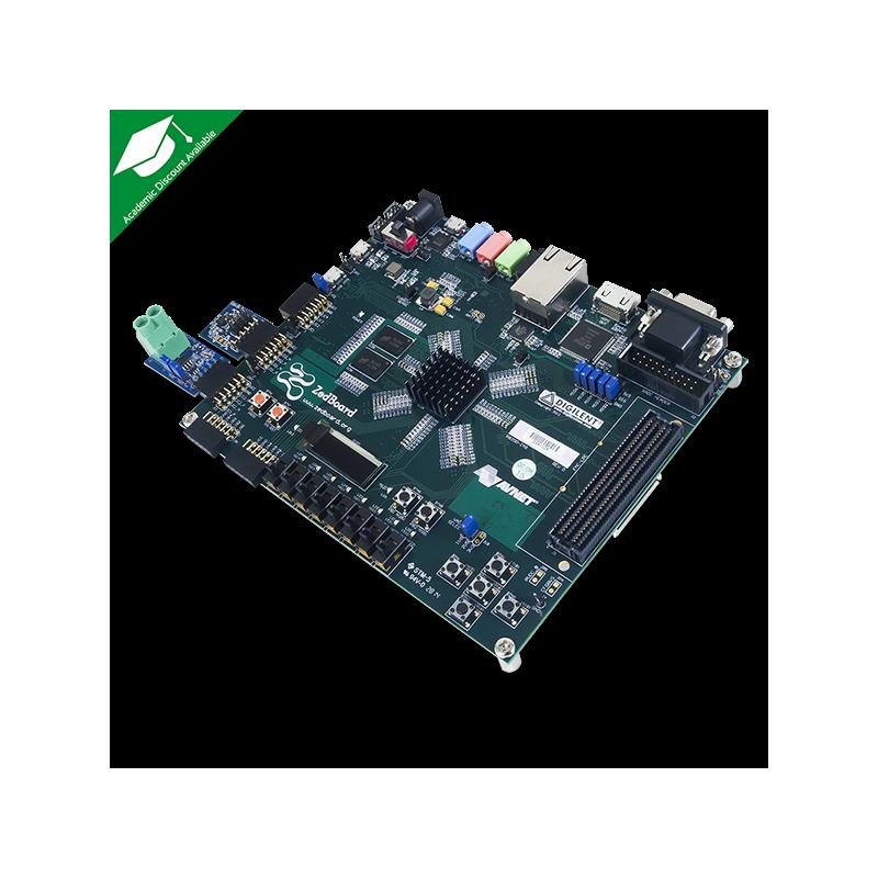 Cmod S6: Breadboardable Spartan-6 FPGA Module