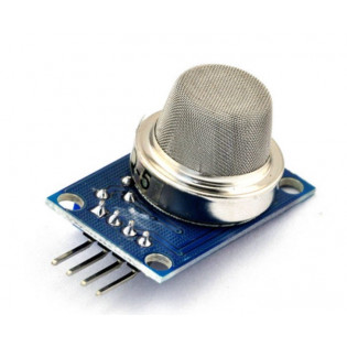 Modulo sensor de gas MQ-5 (propano)