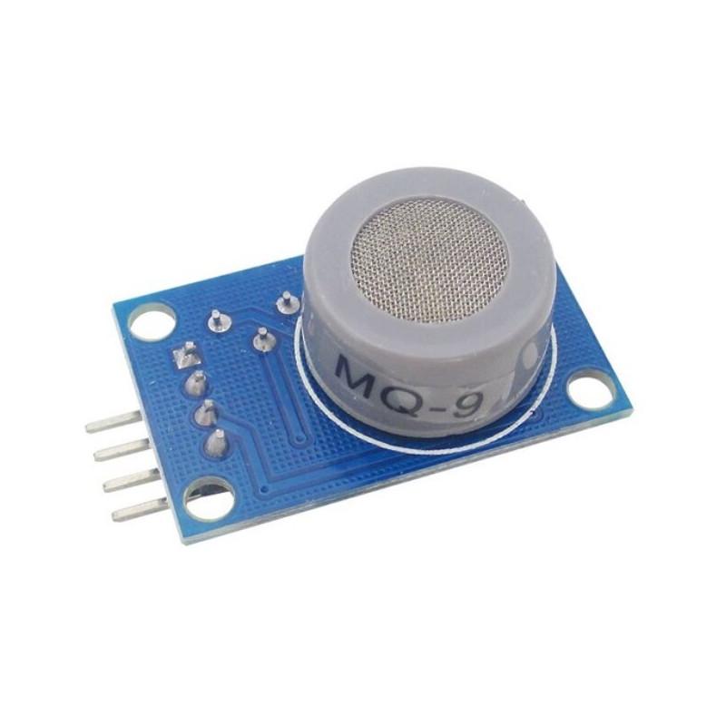 Modulo sensor de gas MQ-9 (gas combustible de monoxido)