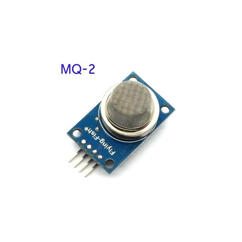 Módulo Sensor de Gas Combustible (Humo y Gas Inflamable) MQ-2