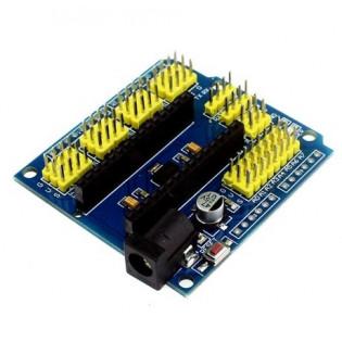 shield de expansión arduino UNO y Nano 3.0