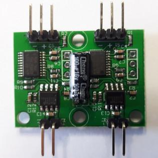 Control de motores DC FT-SMC-2CH