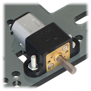 Micromotor 50:1 HPCB con eje extendido/1.1 kg-cm/625 rpm