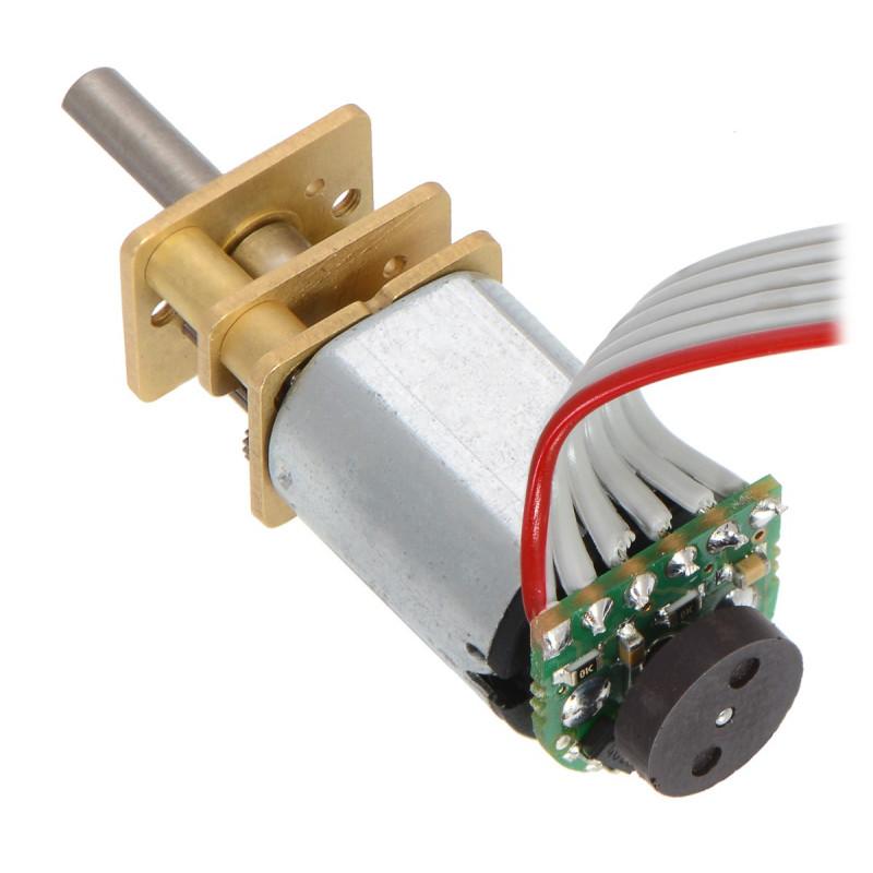 Micromotor 50:1 HPCB con eje extendido/1.1 kg-cm/625 rpm