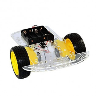 Chasis Robot 2WD