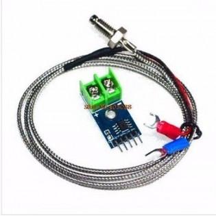 Sensor Termocupla con MAX6675