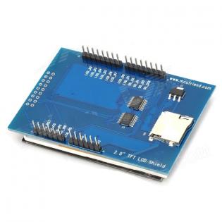 "Shield - TFT 2.8"" Pantalla táctil para Arduino Generica"