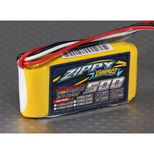Bateria Lipo Zippy Compact 500mAh 7.4V 35 C