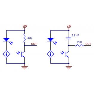 Regleta de sensores de linea QTR-HD-31A