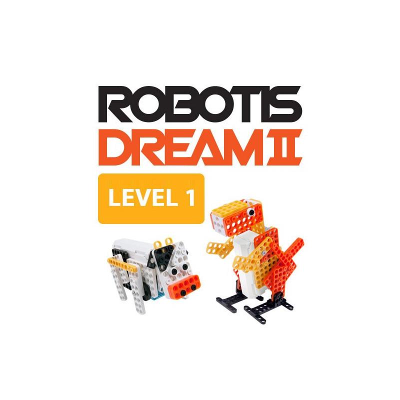 Robotis DREAM II Nivel 1