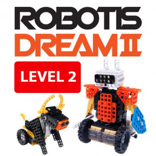Robotis DREAM II Nivel 2