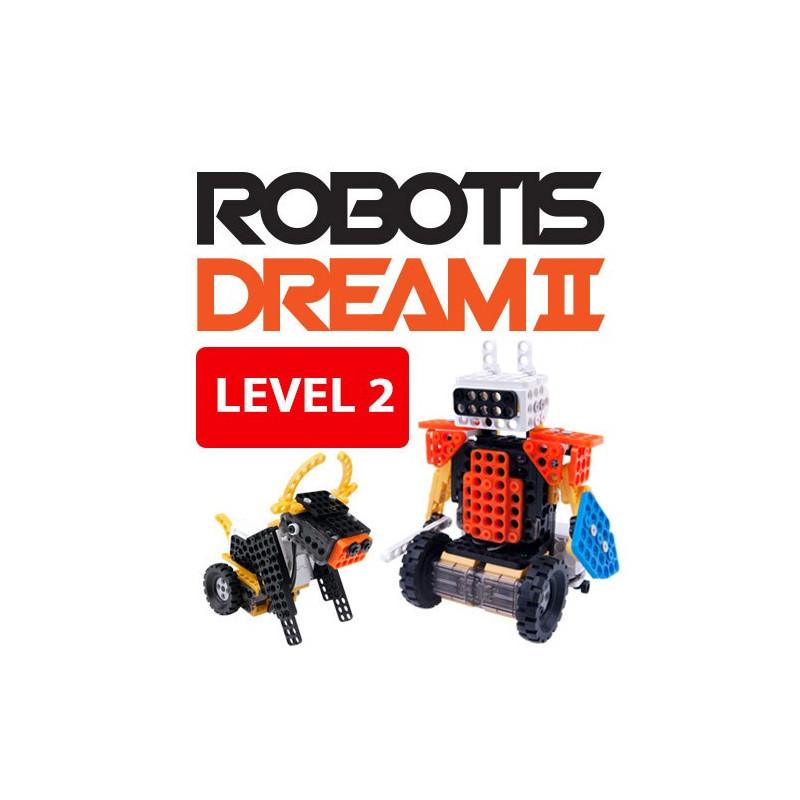 Robotis DREAM II Nivel 2