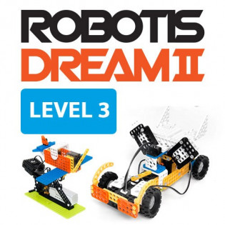 Robotis DREAM II Nivel 3