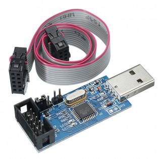 Programador USB ISP USB ASP ATMEGA8 ATMEGA128 Soporte Win7 64K