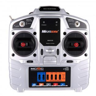 Control transmisor MC6 de 6 canales